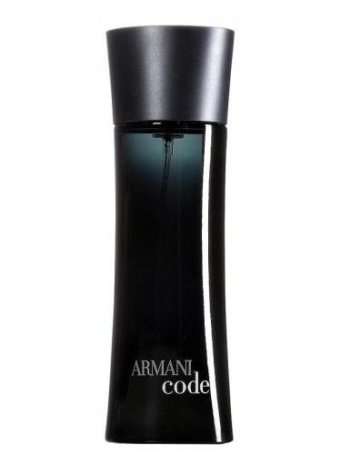 perfume que seduce a las mujeres Armani code