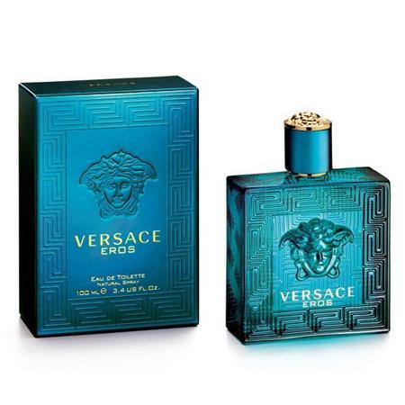 perfume que atrae a mujeres Eros de Versace