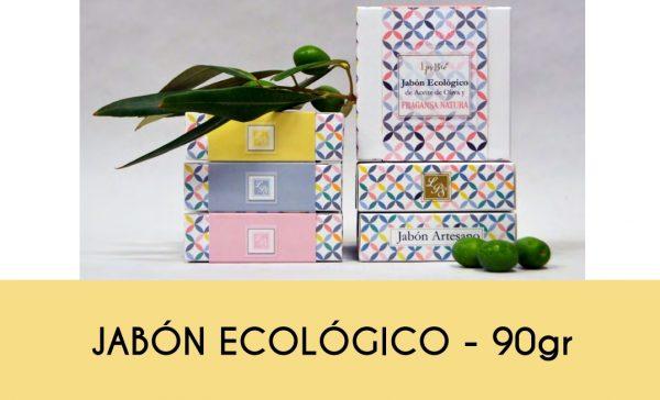 Jabón Ecológoco Le Parfum Secret