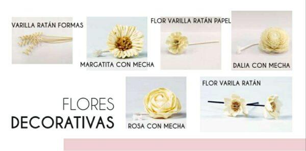 FLORES MIKADOS